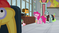 "Pinkie Pie ""I've got two words for you"" S9E14"