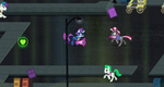 Power Ponies Go - Radiance gameplay 1