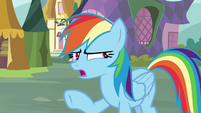 "Rainbow ""so she's no good at playing"" S8E18"
