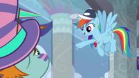 """Rainbow Dash """"you're right!"""" S9E15"""