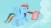 Rainbow Dash Winking S2E8
