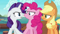 "Rarity ""what are you talking about?"" S6E22"