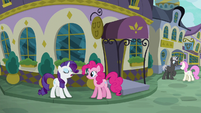 Rarity -a restaurant simply cannot survive- S6E12