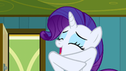 Rarity silk pajamas S2E16