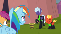 Rolling Thunder and Short Fuse laugh at Rainbow S8E20
