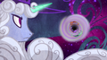 Star Swirl banishes the sirens to another world EG2.png