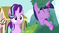 Starlight Glimmer looking surprised S6E6