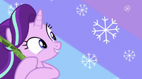 Starlight swinging through winter S8E19