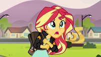 "Sunset Shimmer ""all the music rooms are locked"" EG3"