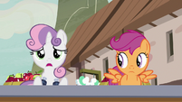 Sweetie Belle -who's that pony-- S7E8