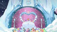 The Crystalling about to happen S6E2