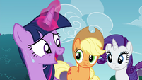 Twilight -I must have caught a particularly strong breeze- S4E26