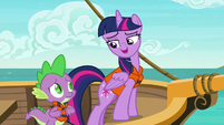"Twilight Sparkle ""I've got it all under control"" S6E22"
