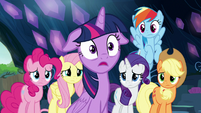 "Twilight Sparkle ""how we can defeat him!"" S9E2"