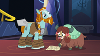 Yona -but Yona find friends!- S8E21