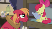 "Apple Bloom ""I wish we didn't have to"" S5E20"