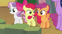 "Apple Bloom ""a seapony for a brother?"" S8E6"