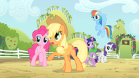 Applejack 'Have you lost your pest-lovin' mind' S4E07