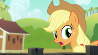 Applejack --that's alright, Twilight-- S6E10