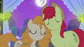 Bright Mac and Pear Butter happily wed S7E13.png
