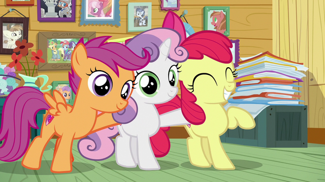 File:Cutie Mark Crusaders are on the job S7E6.png