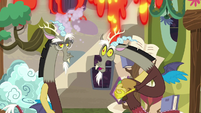 "Discord ""doesn't want to be friends anymore"" S7E12"