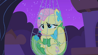 Fluttershy caught in her own trap S1E26
