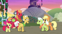 Grand Pear -I should've been here- S7E13