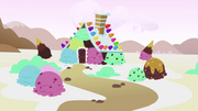 Ice cream house