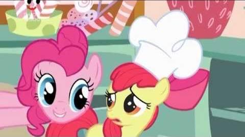 "MLP FiM - Cupcake ""Song"" Official Ukrainian dub"