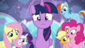 Mane Six in complete shock S6E1.png