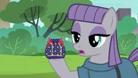 Maud Pie thanking Pinkie S6E3