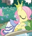 Micro-Series issue 4 Princess Fluttershy