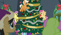 Pegasi decorating a Hearth's Warming tree S6E8.png