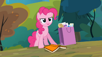 Pinkie 'You guys are the best family ever!' S4E09