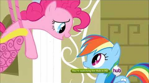 Pinkie Pie's Singing Telegram - Croatian (RTL Kockica version)