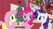 "Pinkie Pie ""so I can play, too"" BGES2"