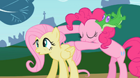 Pinkie Pie and Fluttershy S02E07