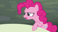 Pinkie Pie momentarily confused --huh--- S6E3
