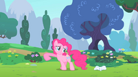 Pinkie Pie nopony saw S2E13