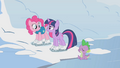 Pinkie tries to console Twilight S1E11.png