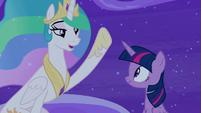 Princess Celestia -the show must go on- S8E7