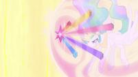 Princess Celestia Activating the Elements 2 S04E02