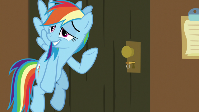 "File:Rainbow Dash ""did we do it?"" S7E2.png"