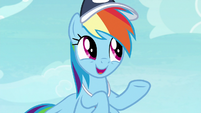 "Rainbow Dash ""so I guess maybe"" S9E15"