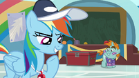 Rainbow Dash has an idea S9E15