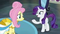 "Rarity ""scads more satisfying"" S8E4"