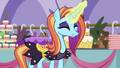 """Sassy """"everypony here loves royalty!"""" S5E14.png"""