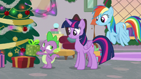 "Spike ""that new bowtie I wanted"" S8E16"