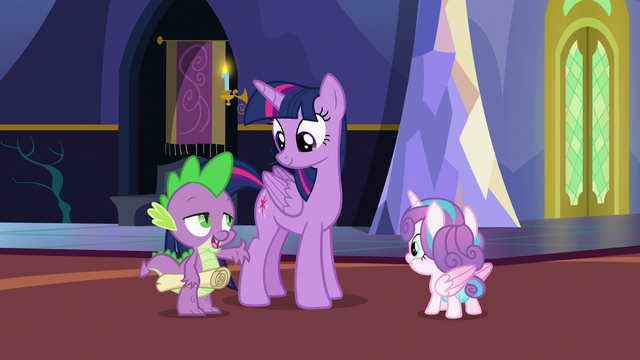 "File:Spike ""that was pretty adorable"" S7E3.png"